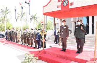 رئيس الأركان يعود من السودان عقب الاتفاق على تعزيز التعاون العسكري والأمني| صور