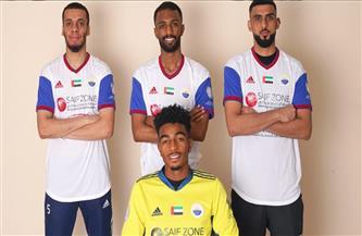 الشارقة الإماراتي يعلن تجديد عقود أربعة من لاعبيه
