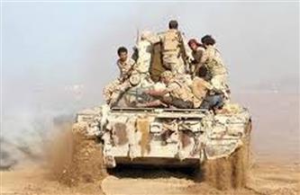الجيش اليمني يشن هجوما على مليشيا الحوثي بمحور تعز