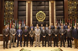 انطلاق فعاليات ورشة العمل المشتركة بين الأكاديمية العربية والمحكمة الاقتصادية بالإسكندرية   صور