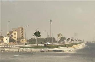 أمطار ورياح ترابية تضرب محافظة الشرقية