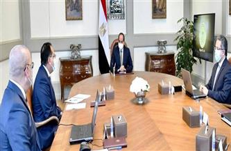 الرئيس السيسي يوجه بتطوير الإستراتيجية العامة للدولة للتنمية السياحية