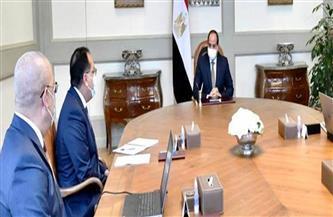 الرئيس السيسي يطلع على جهود الدولة لتطوير الاستراتيجية الوطنية للتنمية السياحية على مستوى الجمهورية