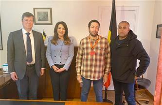 العلاقات المصرية البلجيكية في «جسور» بالتليفزيون المصري