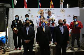 مصر تحصد فضية «التراب» في كأس العالم للرماية خرطوش