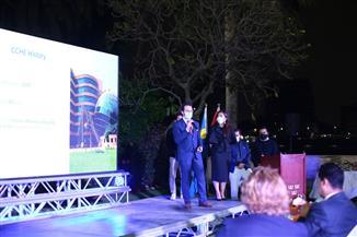 الاحتفال بالدفعة الأولى من برنامج زمالة الابتكار الطبي السويدي في مصر | صور