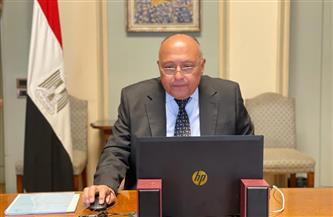 جولة جديدة من المفاوضات حول سد النهضة.. وزير الخارجية يتوجه إلى كينشاسا