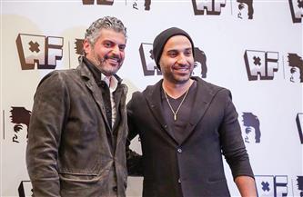 وكالة طارق نور تعلن شراكتها مع الفنان أحمد فهمي في مؤتمر صحفي