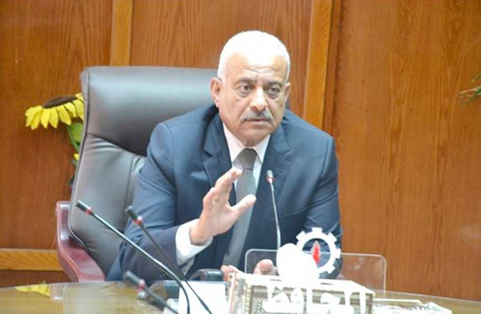 محافظ السويس يفتتح مصنع أسمدة باستثمارات أردنية