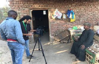 سعد هنداوي: ورشة الإخراج الدولية تهدف إلى التفاعل بين الشباب الإفريقي | صور