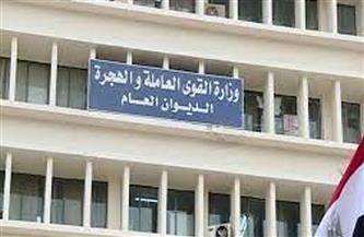 حصادالأسبوع للقوى العاملة.. تحصيل 9.6 مليون جنيه مستحقات المصريين بـ 3 دول عربية| إنفوجراف