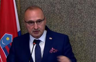 وزير خارجية كرواتيا: قدمت للرئيس السيسى التهنئة علي الكثير من الإنجازات الاقتصادية