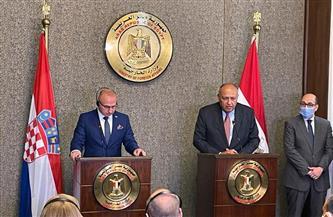 وزير خارجية كرواتيا: 120 رجل أعمال مصريا وكرواتيا يبحثون الكثير من الموضوعات وعلى رأسها «الطاقة»