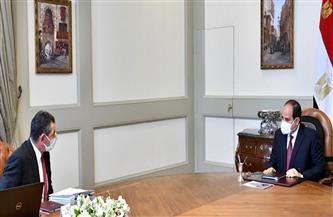 """مستشارالرئيس للشئون المالية يستعرض الدور المحوري لصندوق """"تحيا مصر"""""""