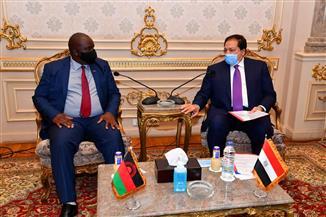 وكيل «النواب» يستقبل النائب الأول لرئيس برلمان مالاوى والوفد المرافق له| صور