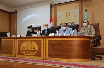 المجلس التنفيذي بكفر الشيخ يوافق على تخصيص مساحات من الأراضي لإقامة مشروعات خدمية| صور