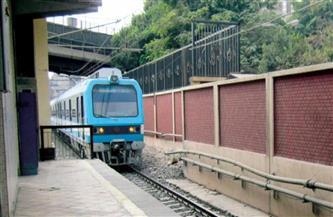 المترو: تسيير قطارات الخطين الأول والثاني على سرعة 60 كم لارتفاع درجات الحرارة