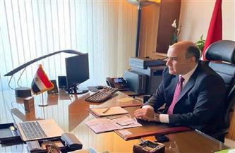 سفارة مصر فى هولندا تستعرض ملامح الإستراتيجية المصرية للنهوض بالقطاع الزراعي| صور