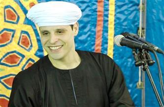 المنشد محمود التهامي ينضم لجمعية المؤلفين والملحنين
