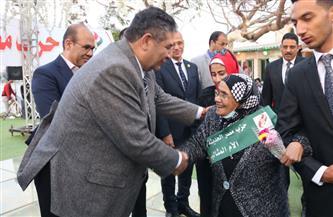 حزب مصر الحديثة بالسويس يكرم الأمهات المثاليات |صور