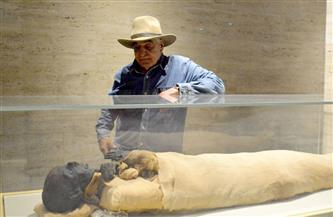 """زاهي حواس: """"اكتشاف المدينة الذهبية الأعظم في حياتي وفريق الكشف مصري ١٠٠٪"""""""