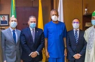 مصر ونيجيريا تجريان جولة مُشاورات سياسية في أبوجا |صور
