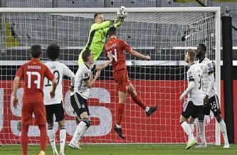 مدرب مقدونيا فخور بالانتصار التاريخي على ألمانيا