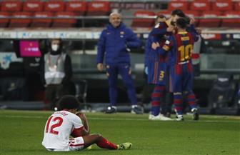 برشلونة يتأهل إلى نهائي كأس ملك إسبانيا بعد ريمونتادا جديدة على إشبيلية