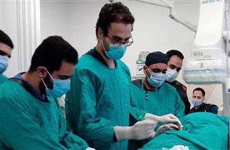 مستشفى طنطا التعليمي ينجح فى إجراء 5 عمليات كى بؤر كهربائية بالقلب مجانا| صور