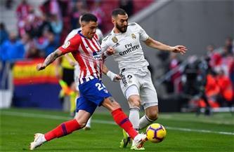ديربي أتلتيكو والريال قد يحدد مصير لقب الدوري الإسباني