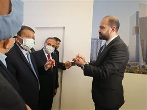 """""""عابدين وسلامة"""" يفتتحان معرض «عاصمة الأمل 2» الذي تنظمه """"الأهرام"""" برعاية رئيس الوزراء"""
