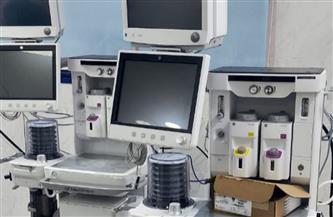 محافظ مطروح: دعم مستشفى مطروح العام بأجهزة تخدير بتكلفة 10 ملايين جنيه