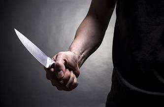 سائق يطعن زوجته بسكين لرفعها دعوى خلع بالقليوبية