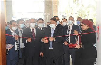 """تفاصيل افتتاح معرض """"عاصمة الأمل 2"""" الذي تنظمه الأهرام بمشاركة أكبر 40 شركة عقارية.. وإقبال كبير من المواطنين"""