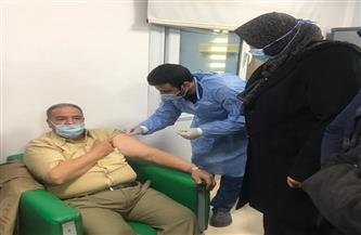 محافظ كفر الشيخ:  إقبال من كبار السن وأصحاب الأمراض المزمنة لتلقي لقاح كورونا |فيديو وصور