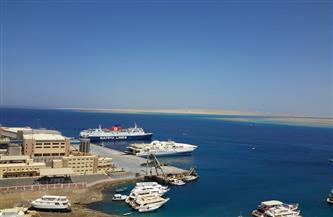 إعادة فتح ميناء الغردقة البحري بعد إغلاقه 3 أيام واستئناف الحركة الملاحية