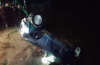 محافظ أسيوط يقرر صرف مساعدات عاجلة لضحايا غرق سيارة بنيل مجريس