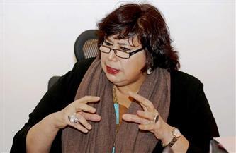 """وزيرة الثقافة: العدالة الثقافية """"مهمتنا"""".. و""""ابدأ حلمك"""" يستكمل مرحلته من بورسعيد"""