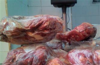 ضبط 50 كجم من اللحوم و13 كجم من الدواجن غير صالحة للاستهلاك قبل بيعها في حيي الأميرية والخليفة