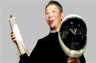روسيا ترسل الملياردير الياباني يوساكو مايزاوا إلى محطة الفضاء الدولية في ديسمبر