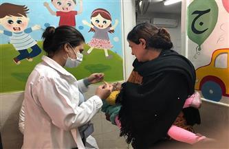 تطعيم أكثر من 797 ألف طفل بأسيوط ضمن الحملة القومية للتطعيم ضد مرض شلل الأطفال| صور