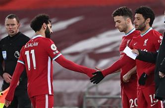 لاعب ليفربول السابق يعرب عن اندهاشه بسبب تغيير محمد صلاح