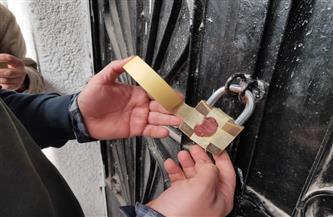 غلق 20 منشأة مخالفة وتشميع 6 مراكز للدروس الخصوصية في الغربية