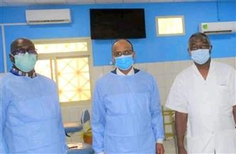 سفارة مصر في بوركينا فاسو تبحث آفاق التعاون في المجالات الصحية بين البلدين| صور