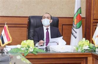 """نائب محافظ سوهاج يتفقد بدء تنفيذ مشروع الصرف الصحي """"بتل الزوكي"""" في طما"""