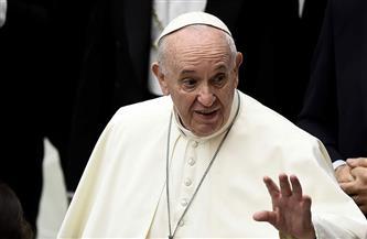 البابا فرنسيس يصل بغداد فى مستهل زيارة تاريخية للعراق