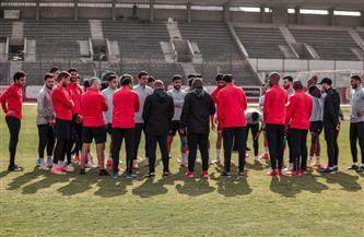 تفاصيل جلسة موسيماني مع لاعبي الأهلي قبل مواجهة فيتا كلوب