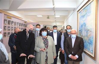 وزيرة الثقافة: بورسعيد ستبقى إحدى الأوجه الحضارية لمصر ونموذجا للإبداع المتفرد |صور