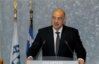وزير خارجية اليونان يزور القاهرة الإثنين المقبل