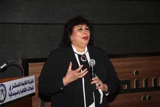 وزيرة الثقافة تستكمل جولاتها في بورسعيد بمشاهدة اختبارات «ابدأ حلمك» ومسرحية «جنة هنا» | صور